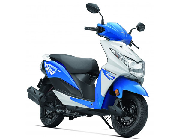 Honda launches 2016 model of Dio