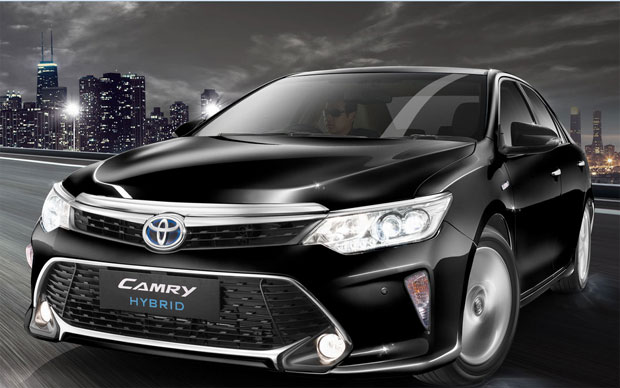 Overwhelming response for Camry Hybrid: Toyota India executive