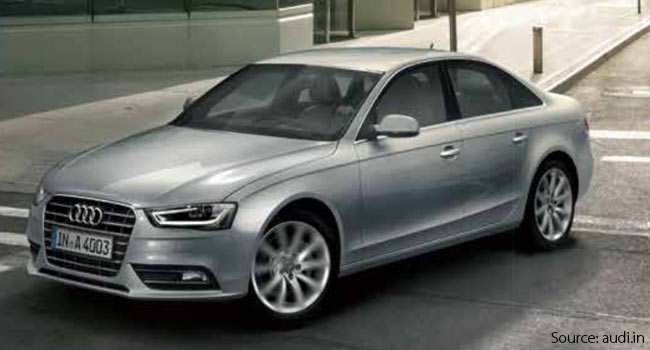 Audi Likely To Launch Its New A4 In India In August