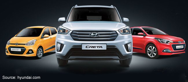 Hyundai Hikes Price Of Cars By Rs3 000 To Rs80 000