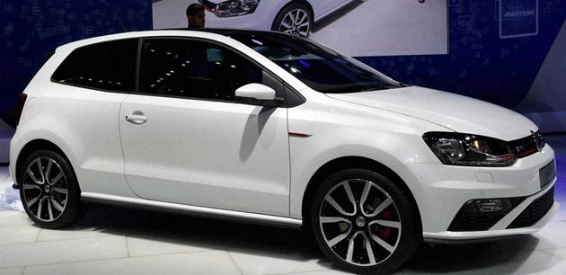 POLO GTI at Auto Expo 2016