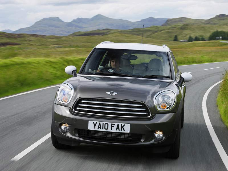 The Mini Countryman will be the only four-door Mini on sale in India. It has permanent all-wheel drive and decent ground clearance.