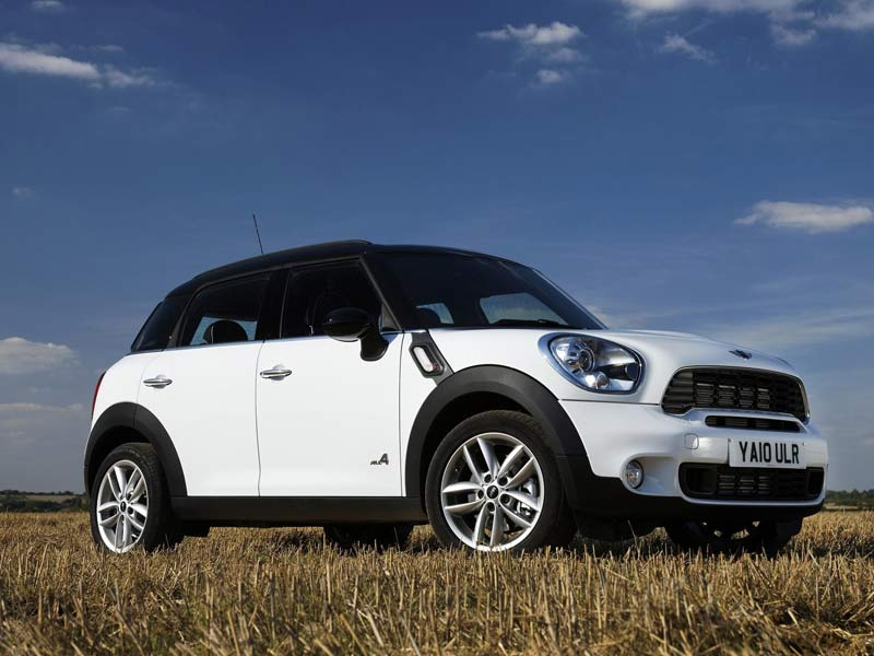 The Mini Countryman will probably be the most expensive of the Minis, the Convertible will be for a bit less. Prices will start at Rs 26 lakh for the