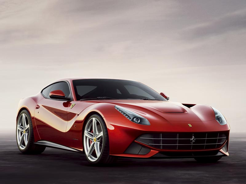 After a series of teaser images, the Ferrari F12berlinetta finally breaks cover. It comes with an all-new 6.3-litre V12 engine that makes a whopping 730 bhp. Now, that makes this the most powerful road-going Ferrari yet!