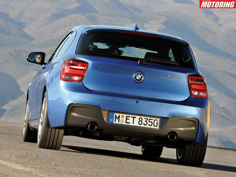 With BMW�s M Performance package on offer, the M135i will have great driver focus. With the help of intelligent all-wheel drive and tuned suspension and drivetrain combo, the smallest �M� performance car should be tonnes of fun to drive.