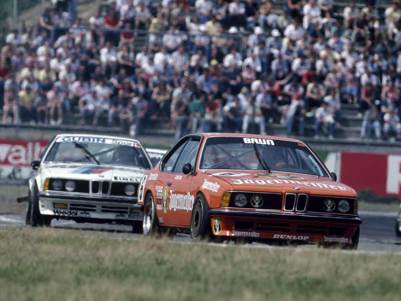 After the success of the M1, BMW decided to sprinkle some M magic on their normal cars as well. This lead to the production of the M535i and the M635CSi cars.