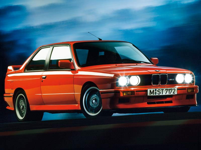 The sheer demand for this car forced BMW M to move to its current facility in Munich. It was one of the most successful touring car produced by BMW, winning the 1987 World Touring Car Championship along with a few others including the German DTM.
