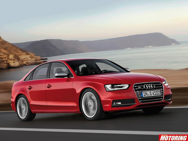 IN PICTURES: The Audi S4!