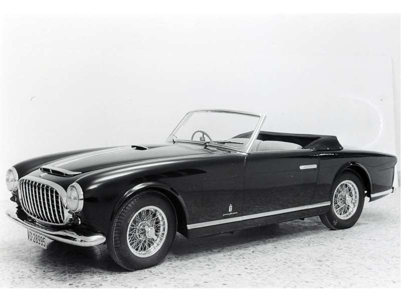 The Ferrari-Pininfarina relationship