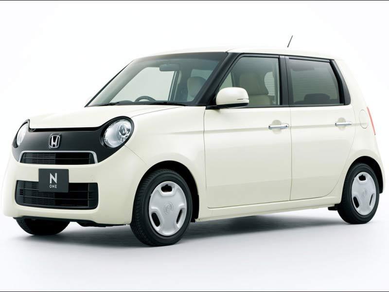 Honda's new Kei car - the 2013 N-One