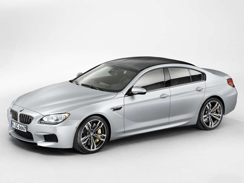,BMW M6 Gran Coupe