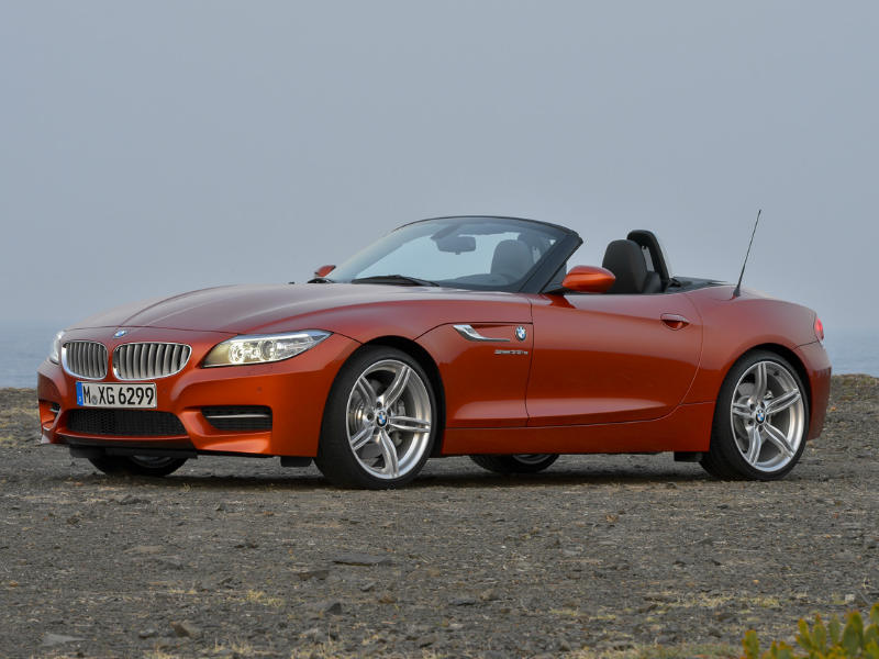 ,Revised BMW Z4