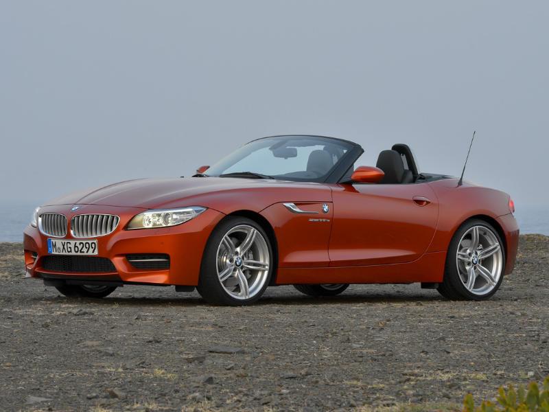 Revised BMW Z4
