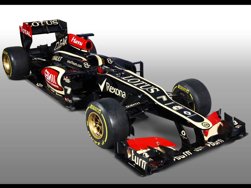 F1 2013 - the cars are here!