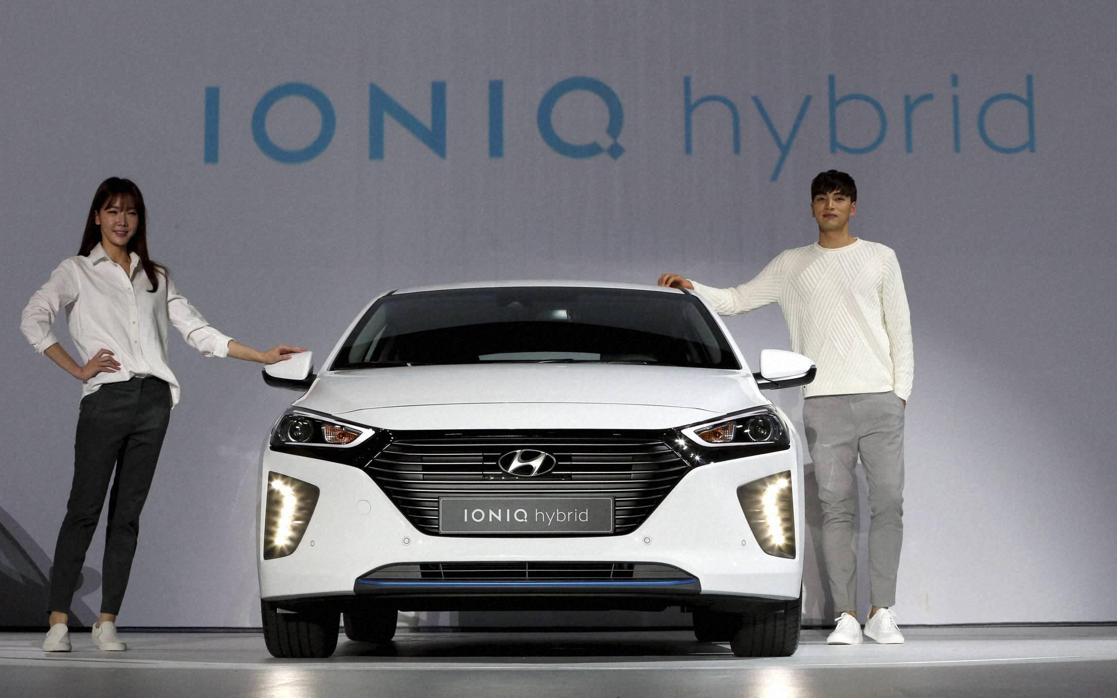 Iconic Hybrid