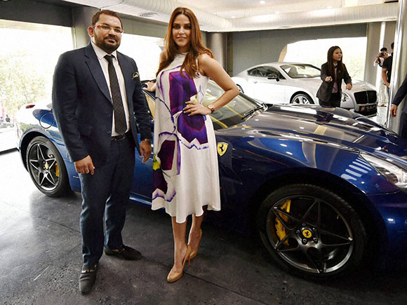 Big boy toyz aims big with its new showroom in gurgaon