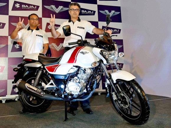 Bajaj to launch bike from metal used in INS Vikrant