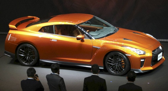 Nissan GT-R to be launched in India