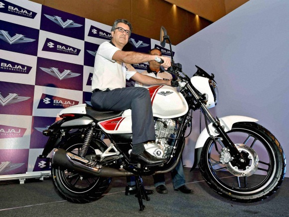 Bajaj to launch bike from metal used in ins vikrant