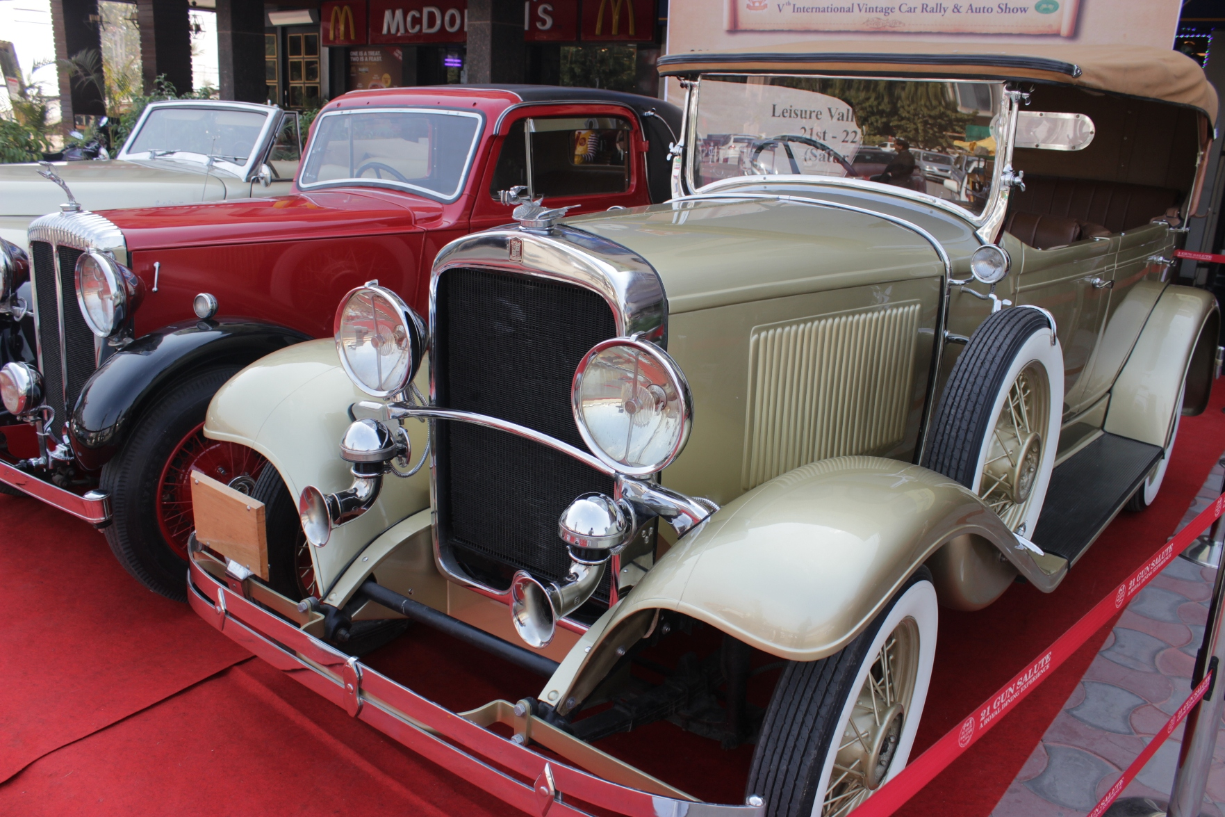 Delhi\'s 21 Gun Vintage Car Rally to be held on 21st and 22nd February
