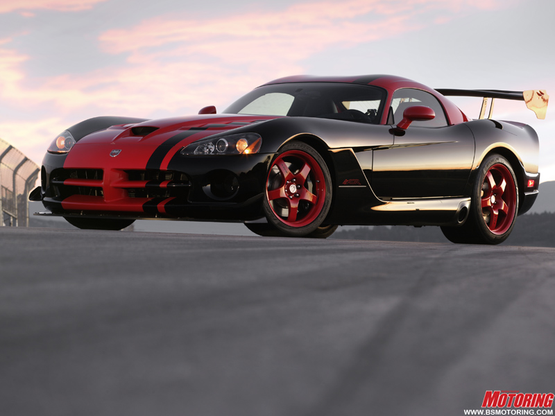 The Dodge Viper ACR 1.33