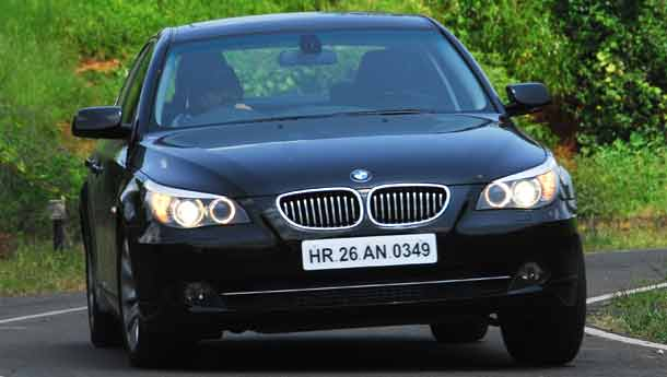 Pictures Specifications, Interior, Exterior, Engine of BMW 525D.