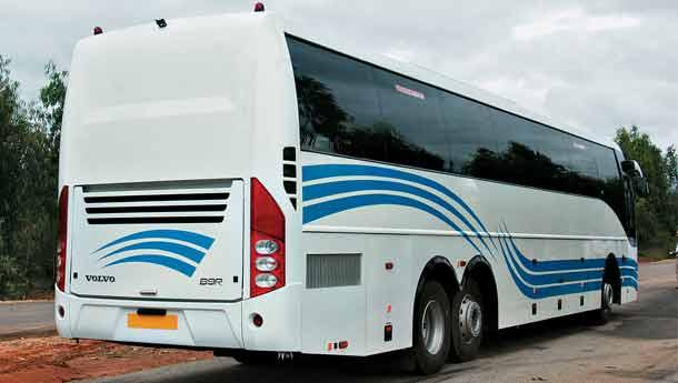 Volvo 9400 6X2 B9R Multi-Axle Coach - Catch the buzz