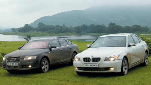 Worksheet. Down and Dirty  Audi A6 3 0 TDI vs BMW 530D