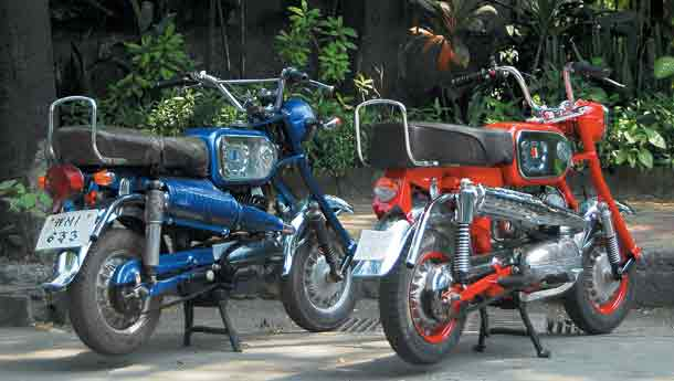 Escorts india motorcycles