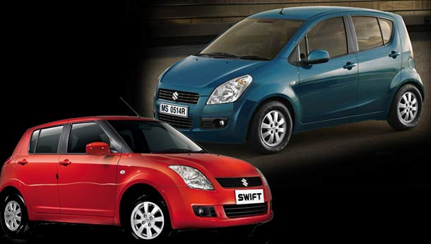 Maruti Suzuki Ritz vs Swift | Compare Prices | Mileage | Features | Specs