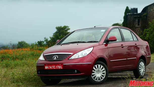 Buy New Tata Indigo Manza