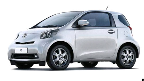 toyota iq drive the iq test. Black Bedroom Furniture Sets. Home Design Ideas