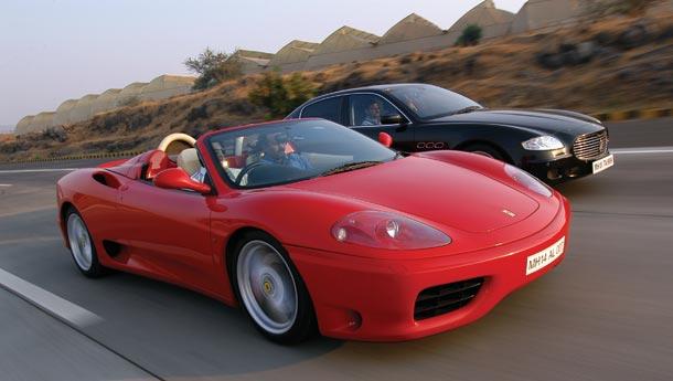 Ferrari Modena Price 1