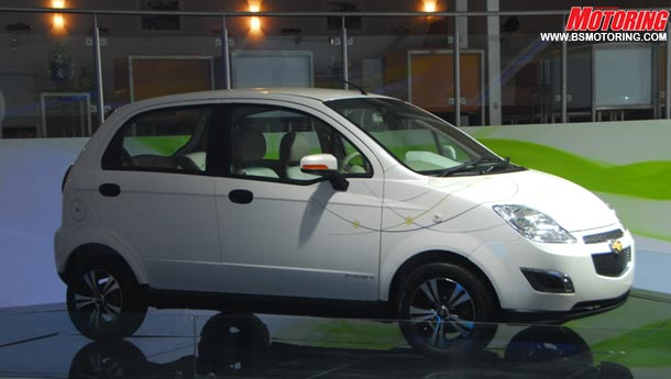 GM e-Spark here in October 2010 prices & reviews