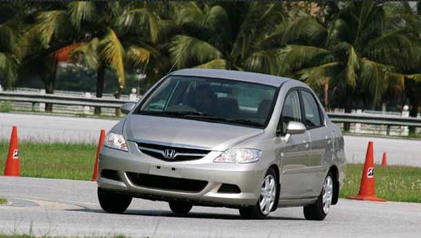 Honda Siel Recalls A Third Of All Citys Made In 2007