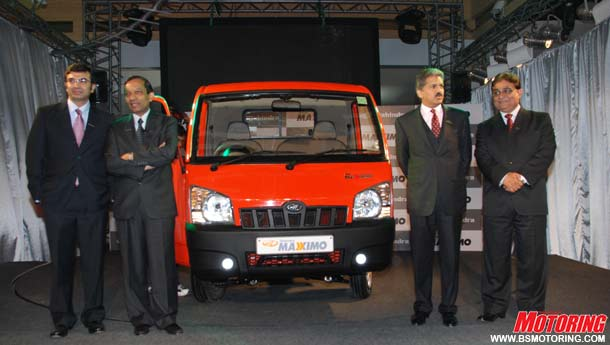 Mahindra to launch CNG variant of Maxximo in six months news and photos