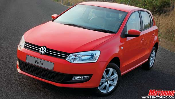 Volkswagen Polo To Start From Rs 4 34 Lakh Vw Polo Prices Revealed