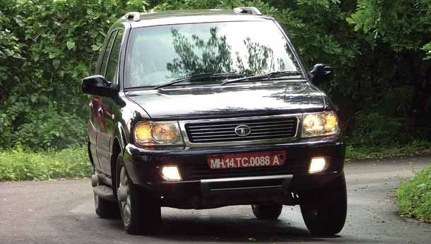 Tata Safari DiCOR reviews & features