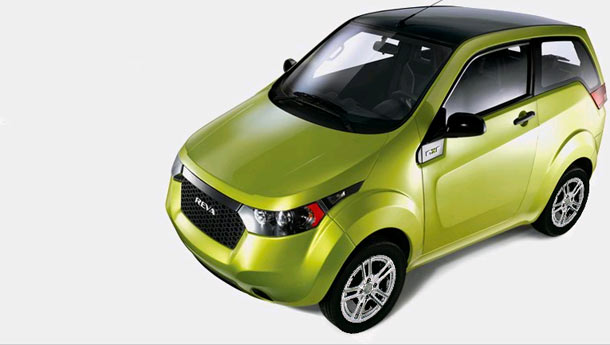 Reva Electric Car On Road Price In Bangalore