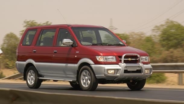 Chevrolet Tavera Trick Or Treat