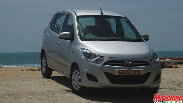 NEW Hyundai i10 review