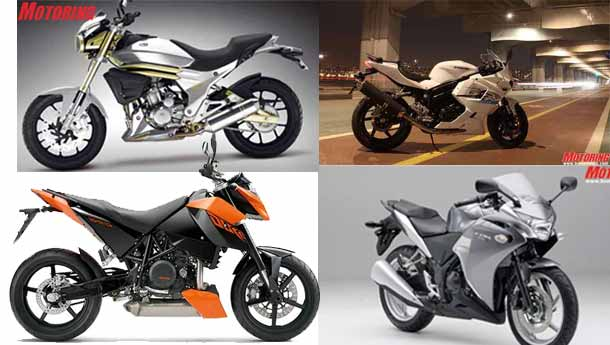 5 Exciting New Motorcycles Coming Your Way