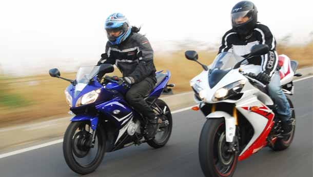 Bike Ratings And Reviews India Car amp Bike Road Tests Car