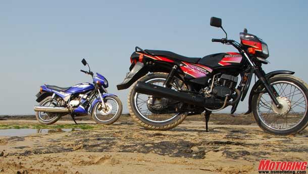 Suzuki Shogun Vs Rx
