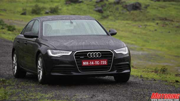 Audi launches the new A6 in India