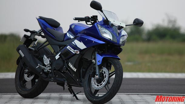 New Yamaha R15 Version 3 Review New Yamaha R15