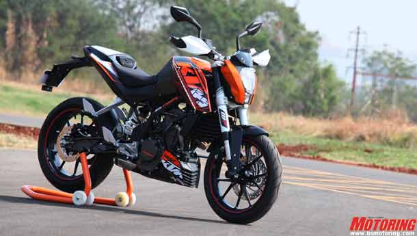 new! ktm duke 200 review and test ride