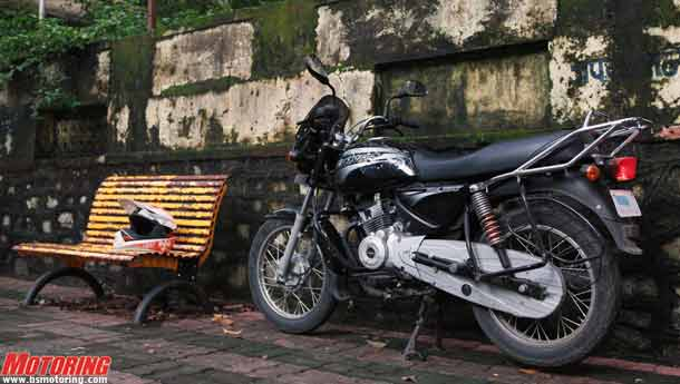Stir your soul with the new Bajaj Boxer 150