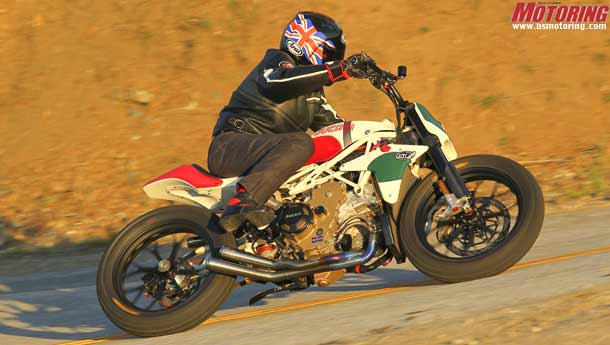 We�re tripping on RSD - The Roland Sands Design Desmo Tracker!