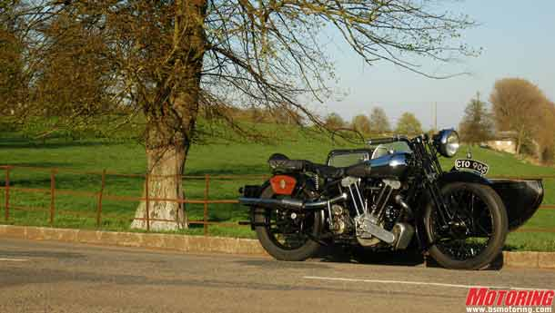 Brough Superior SS100, Brough Superior SS100 review, Brough Superior SS100 features